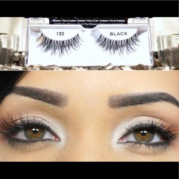 2744fc74aa2 Ardell Makeup | Wispies 122 Black The Most Natural Lashes | Poshmark
